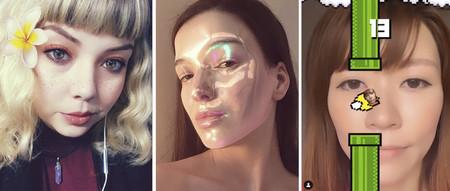Pecas, juegos a lo Mario Bross o caras iridiscentes: cómo conseguir los filtros secretos de Instagram que triunfan en la red social