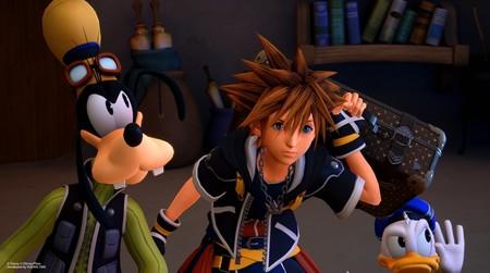 El tráiler definitivo de Kingdom Hearts III es con gran diferencia el mejor de todos