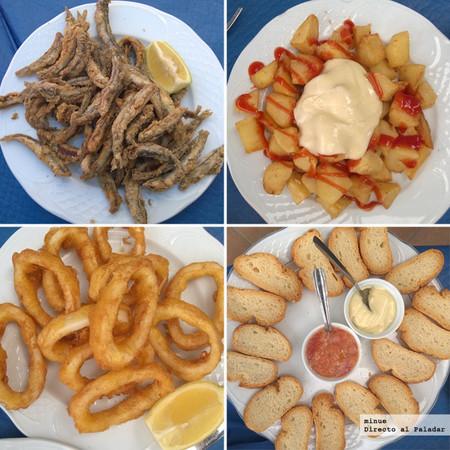 Restaurante Mediterráneo en Pinedo (Valencia) - 3