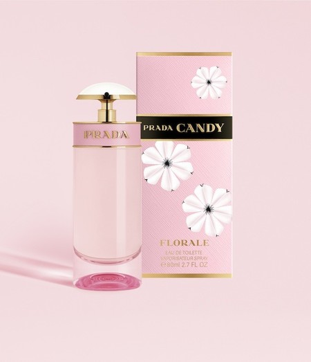 Pc Florale 80ml Bottle + Pack Pink