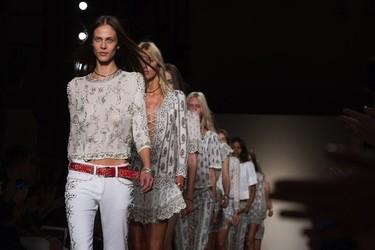 Isabel Marant Primavera-Verano 2013: para tener estilo debes seguir unos pasos como éstos...