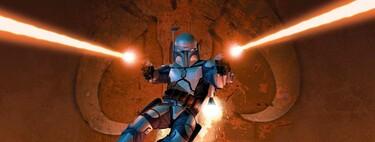Star Wars Bounty Hunter, o cómo LucasArts nos vistió con la armadura mandaloriana en el preludio definitivo al Ataque de los Clones