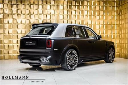 Rolls-Royce Cullinan Billionarie