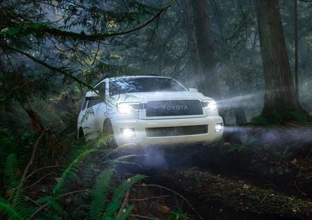 Toyota Sequoia Trd Pro 1