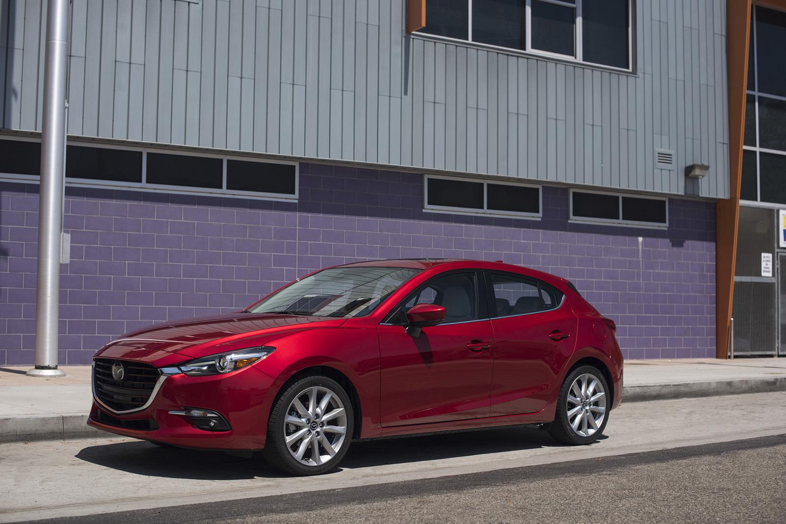 Foto de Mazda3 2017 (7/31)
