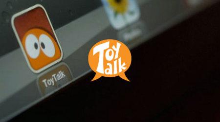Mamá, me voy al cuarto a hablar con mi osito Toytalk