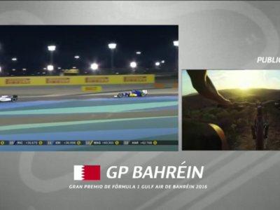 Movistar incumple su compromiso y mete publicidad en la Fórmula 1