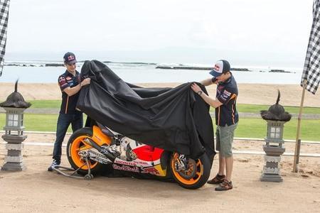Repsol Honda Team presentación Bali, 2015