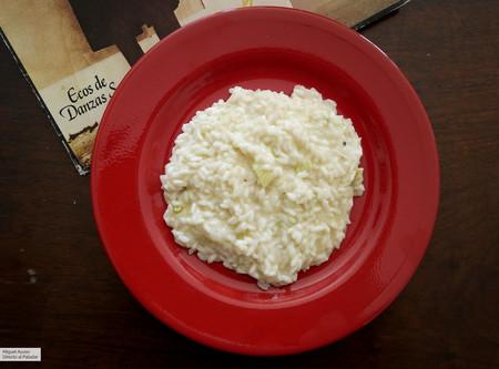Risotto bianco: la receta italiana de arroz para enamorar a los amantes del queso