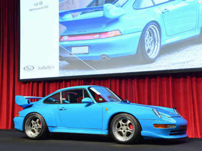 Porsche y Aston Martin comprueban que los clásicos seguirán subiendo de precio