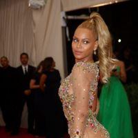 Beyoncé se desnudó para la Gala Met