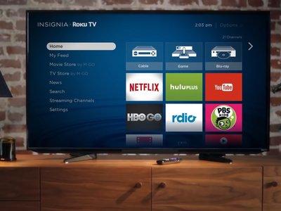 Insignia trae a México sus nuevos televisores con Roku TV integrado