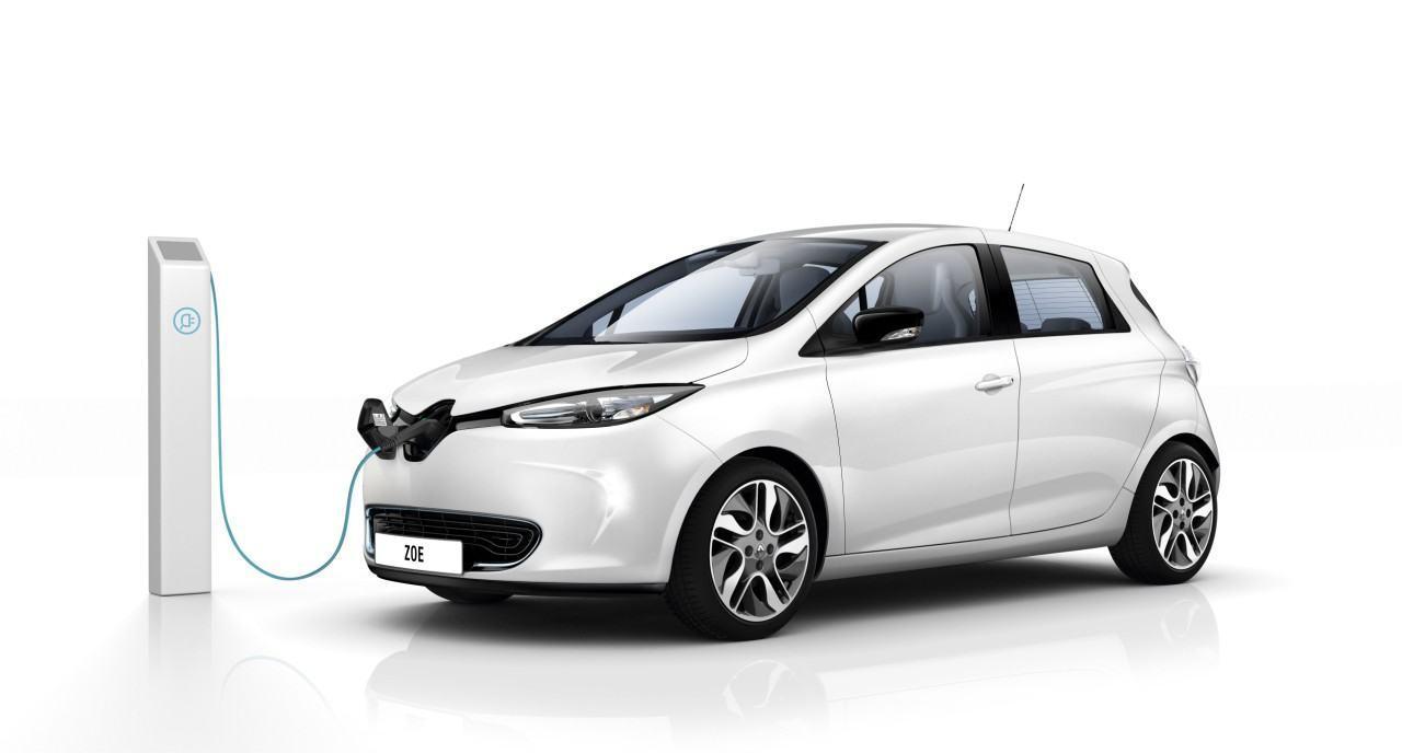 Foto de Renault ZOE (98/151)