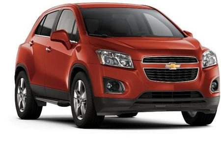 Chevrolet Trax Turbo