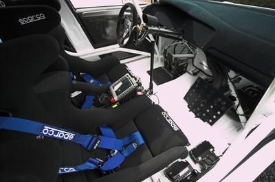 Curiosidades en competición: Prodrive presenta su nuevo Volkswagen Golf SCRC