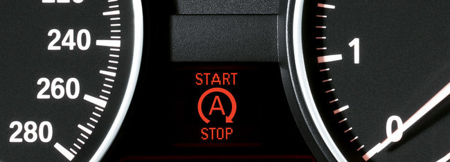 BMW Stop/Start