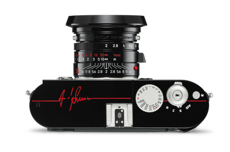 Leica M Monochrom Signature Andy Summers 6