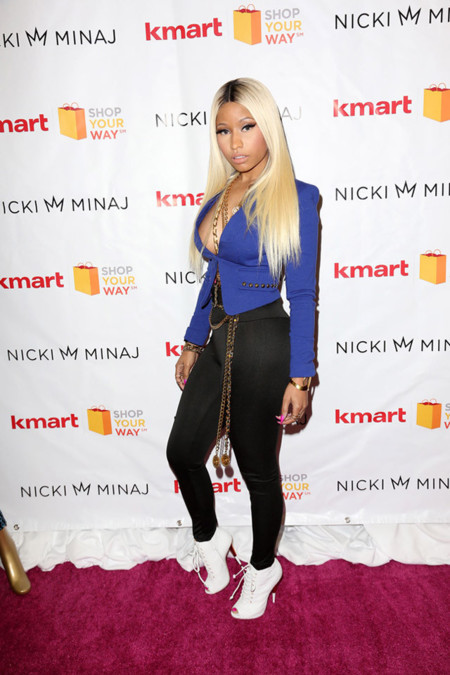 Nicki Minaj look Halloween