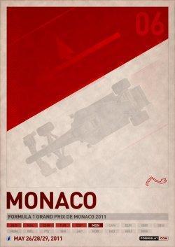 GP de Mónaco F1 2011: horarios