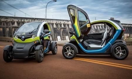 Renault ensamblará el Twizy en Itaipú, Brasil