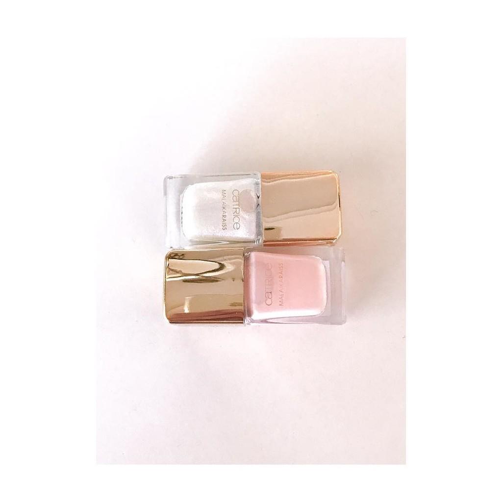 Catrice y la diseñadora Malaika Raiss se unen para proponernos una colección de maquillaje llena de luz (y cosas bonitas)