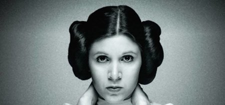 Así es como el mundo despide a Carrie Fisher. Hasta siempre Princesa Leia