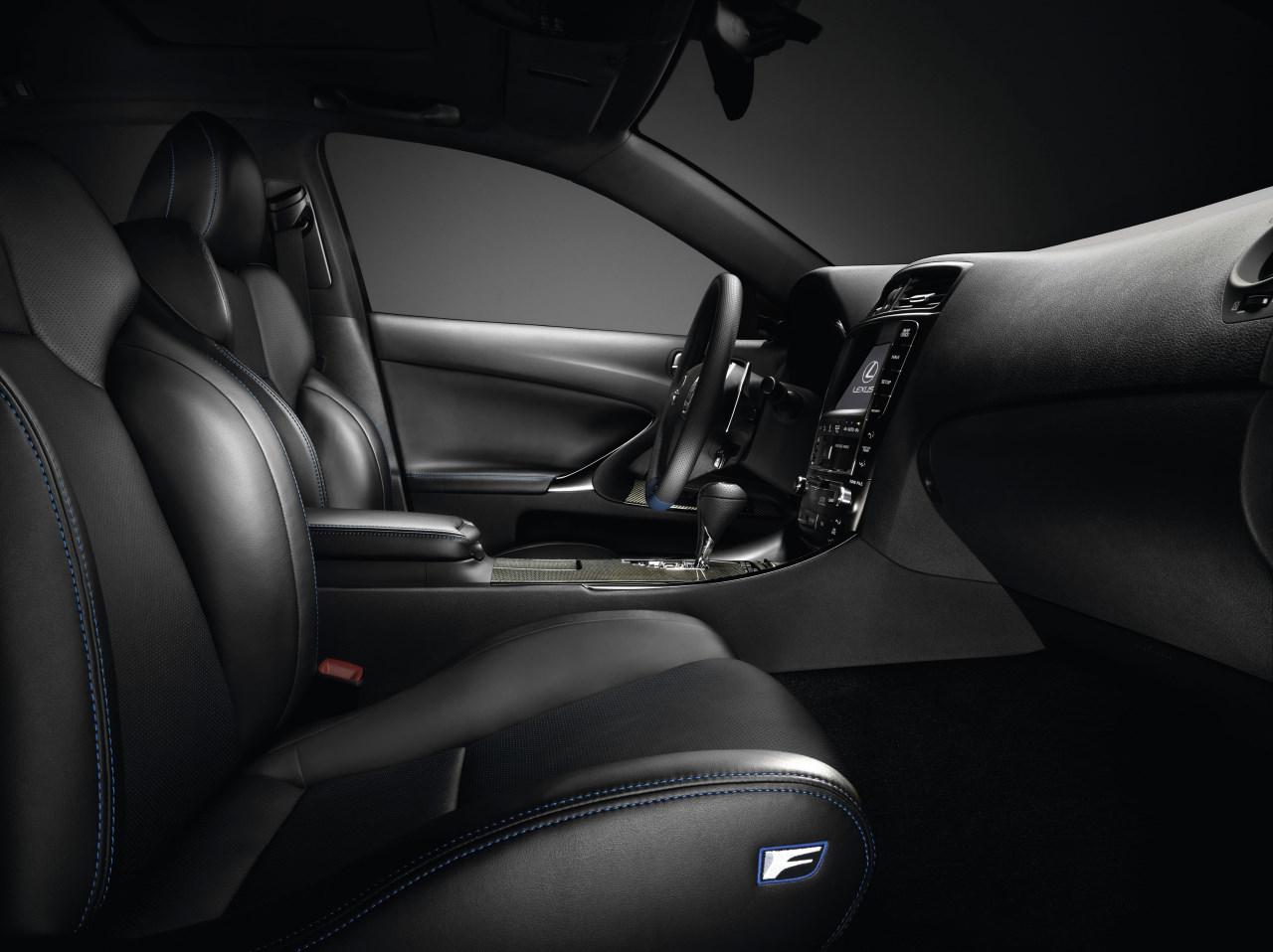 Foto de Lexus IS-F 2011 (6/13)