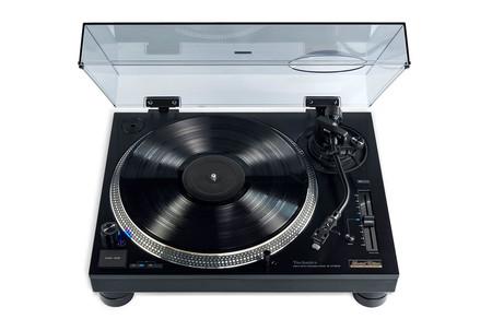 Technics anuncia el tocadiscos SL-1210GAE: un modelo de edición limitada para conmemorar el 55 aniversario de la marca