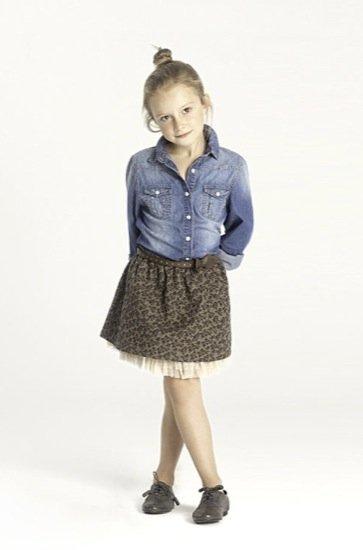 Zara, colección Otoño-Invierno 2010/2011: la ropa para los niños y las niñas IX