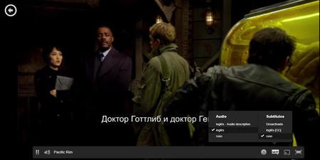 Netflix Rusia