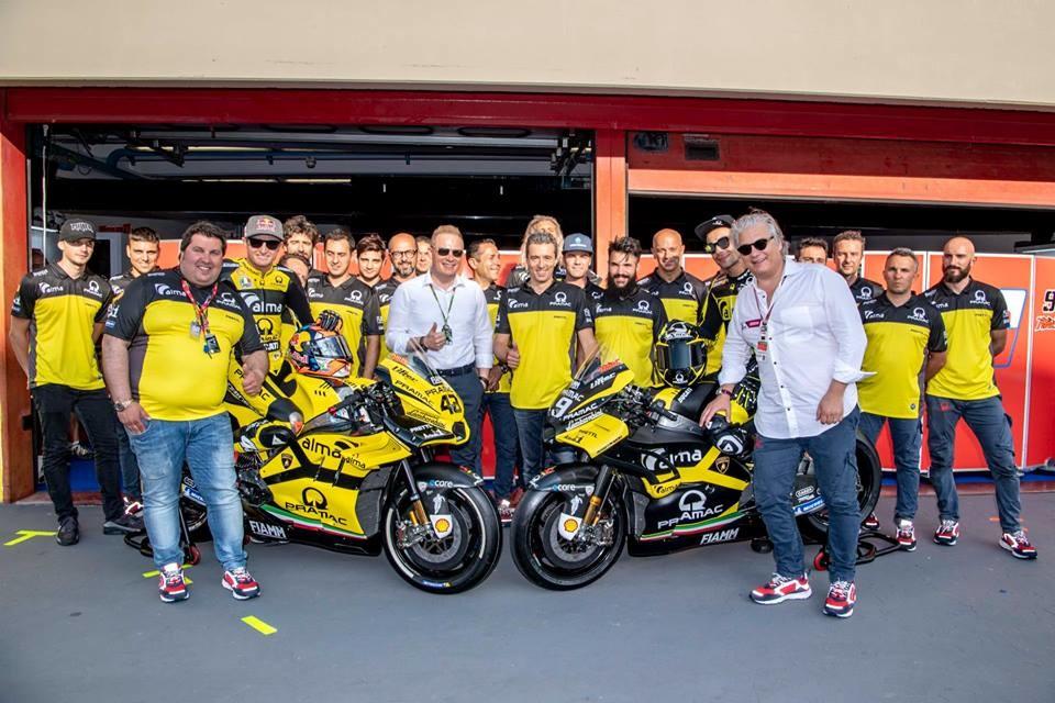 Foto de Alma Pramac Racing y Automobili Lamborghini para el Gran Premio de Italia 2018 (14/14)