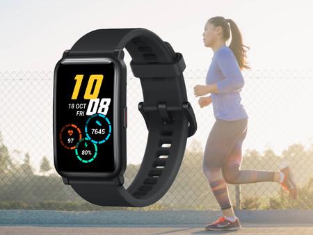Honor Watch ES: el nuevo smartwatch de Honor muestra animaciones de los ejercicios en la muñeca en su alargada pantalla AMOLED