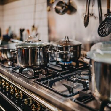 Cocina de forma cómoda con estas seis baterías de cocina antiadherentes