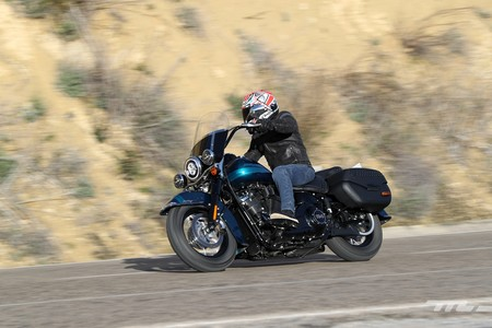 Harley Davidson Triple S 2020 Prueba 048