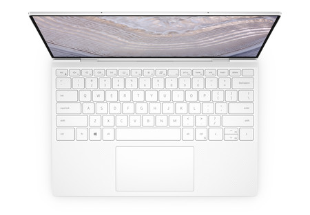 Xps 13 White Keyboard View