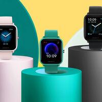 Amazfit Bip U: más pantalla, SpO2, 9 días de autonomía y el mismo precio ajustado de siempre