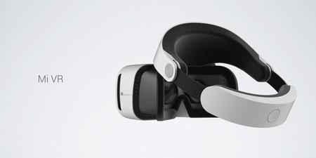 Xiaomi presenta el Mi VR, su nuevo set de realidad virtual