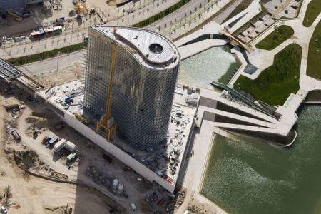 Expo Zaragoza 2008: la Torre del Agua