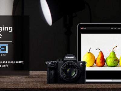 Imaging Edge, nuevo paquete de software diseñado para realizar trabajos creativos con las cámaras Sony