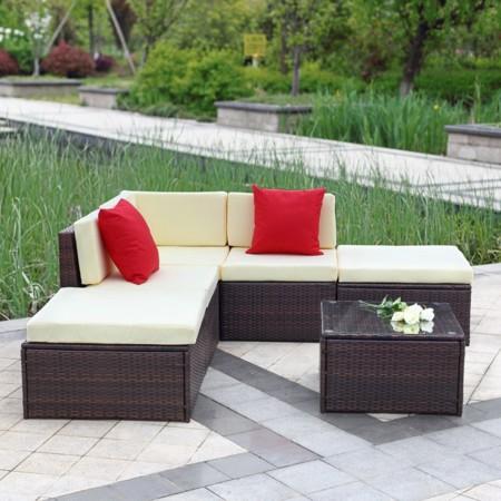 Excelente Muebles De Jardín Gangas Motivo - Muebles Para Ideas de ...