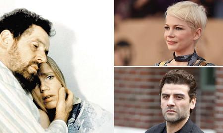 HBO prepara el remake de 'Secretos de un matrimonio' con Oscar Isaac y Michelle Williams de protagonistas