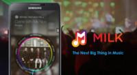 Milk Music, el nuevo servicio de radio a la carta de Samsung