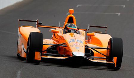 Alonso 500 Millas Indianapolis Honda