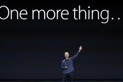 One more thing... pantallas MicroLED, emojis y Quibi