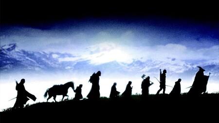 El Senor De Los Anillos La Comunidad Del Anillo Critica Scaled