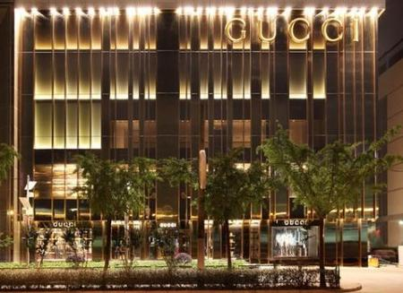 Nueva flagship store Gucci en Shangai