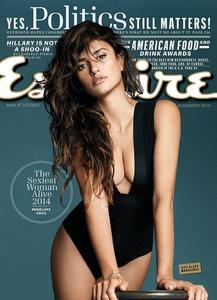 Penélope Cruz es la más sexy del mundo. ¡Ahí queda eso!