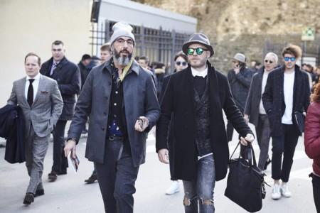 Street Style Pitti Uomo Italia Trendencias Hombre 3
