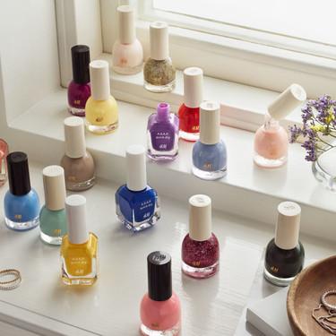Estos son los tonos de esmaltes más chulos y originales que hemos encontrado en H&M y por menos de cinco euros