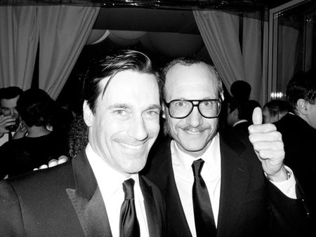 JOhn Hamm por Terry Richardson